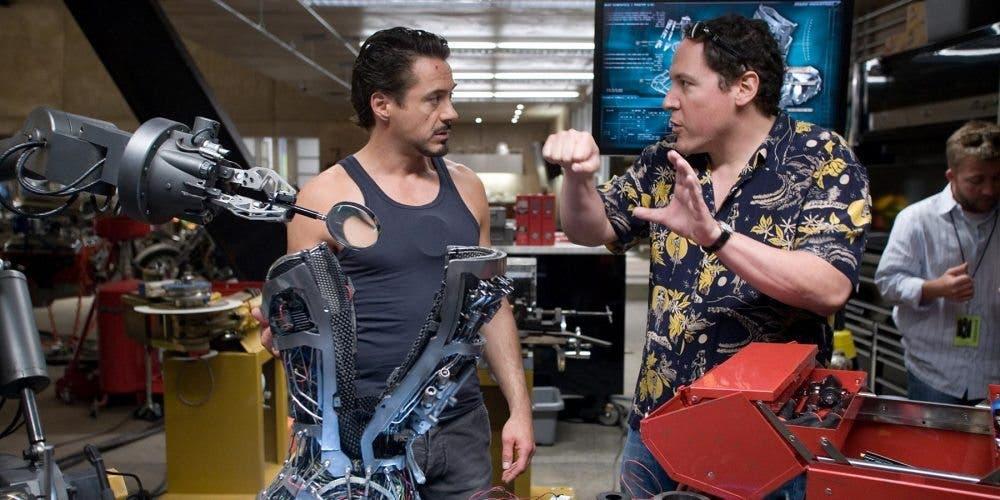 Jon Favreau regresara al universo cinematográfico de Marvel