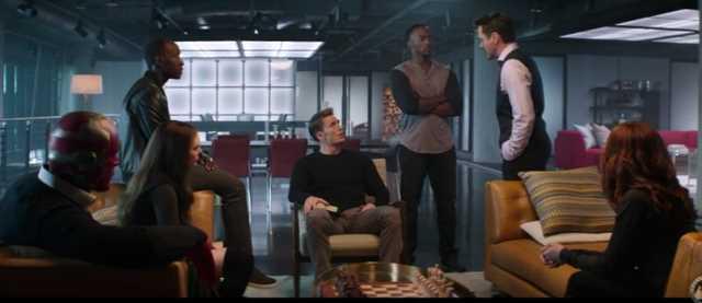 Nuevo clip de Capitán américa: civil war