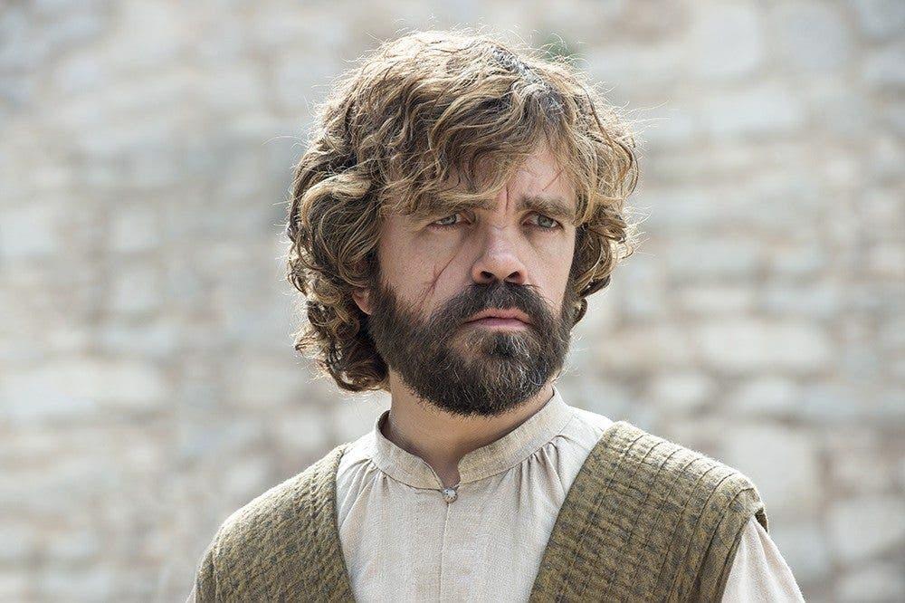 Peter Dinklage Tyrion juego de tronos