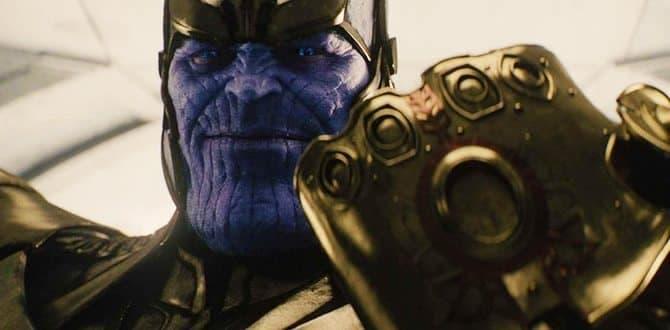 Marvel confirma a la mano derecha de Thanos en 'Vengadores: Infinity War'
