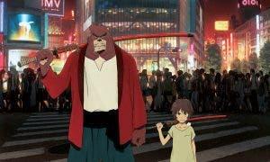 el niño y la bestia de Mamoru Hosoda