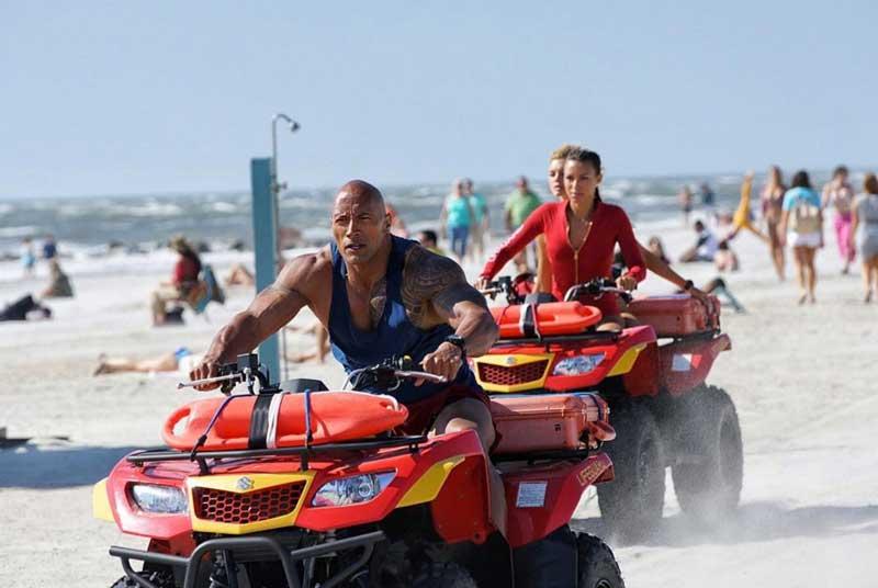 Vigilantes de la playa (Baywatch)