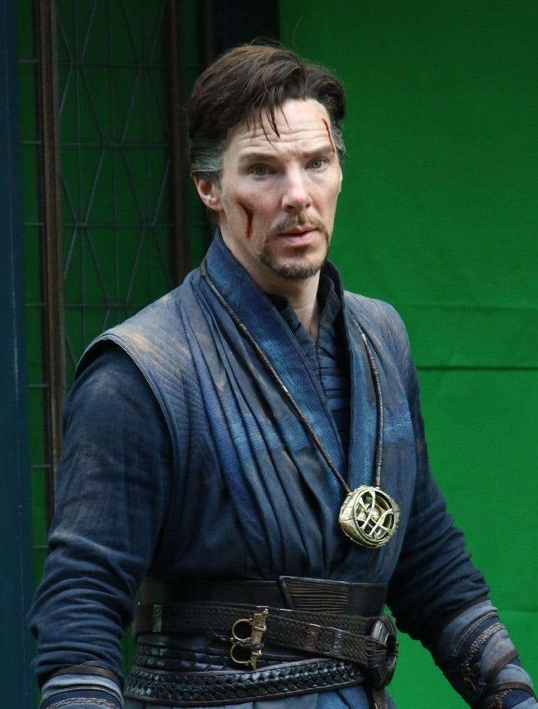 benedict-cumberbatch-films-doctor-strange-in-nyc 2