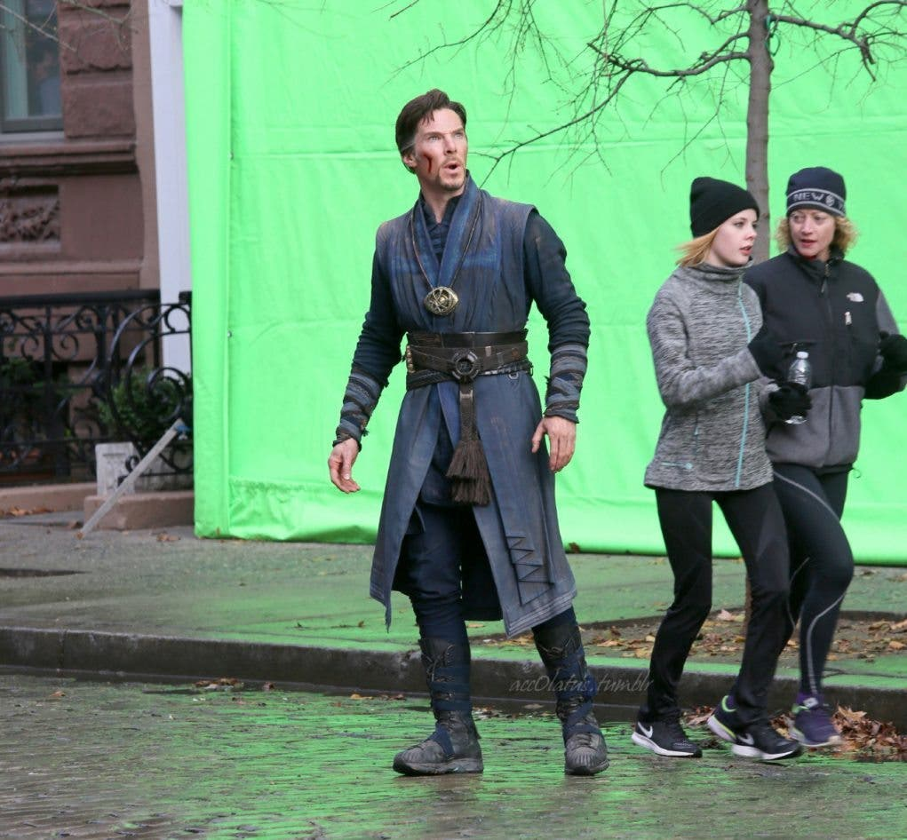 benedict-cumberbatch-films-doctor-strange-in-nyc 7