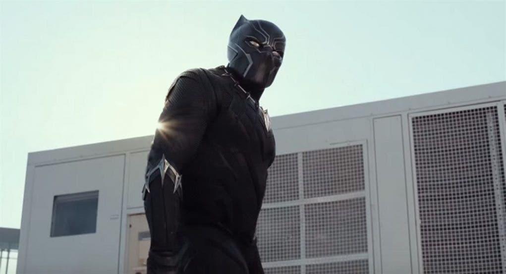 Black Panther en Capitán América: Civil War