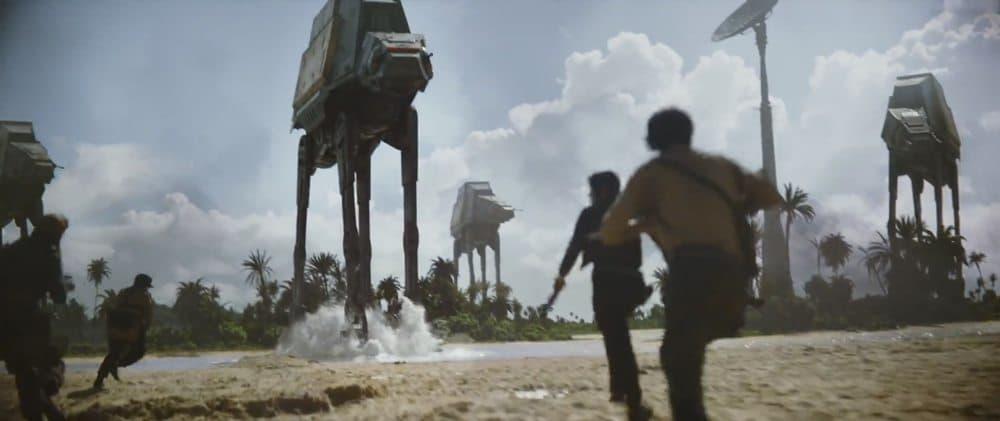 momento battlefront ROGUE ONE: Una historia de Star Wars