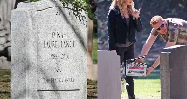 Muerte en Black Canary En Arrow