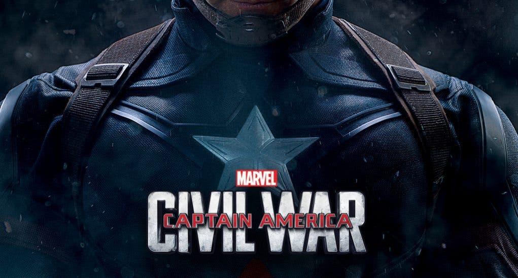 poster capitan america civil war new
