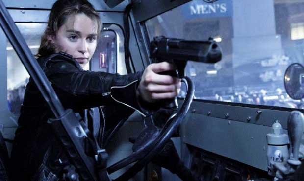 Emilia Clarke Terminator: Genisys
