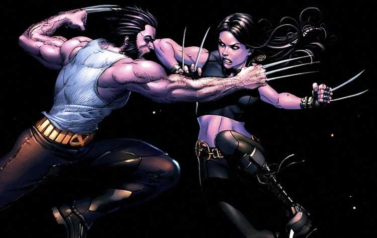 X-23 en Wolverine 3