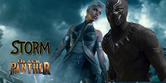 A la actriz Alexandra Shipp le gustaría aparecer en 'Black Panther' de Marvel