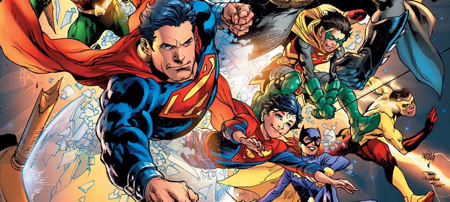 Rebirth de DC Comics