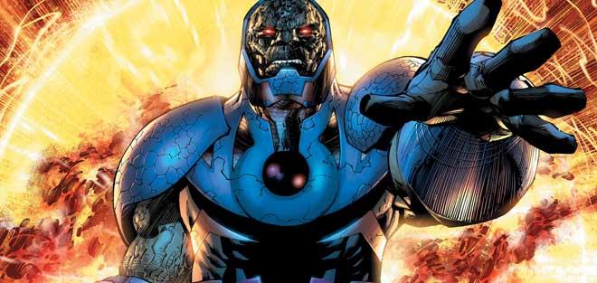 Así introducirán a Darkseid en La Liga de la Justicia