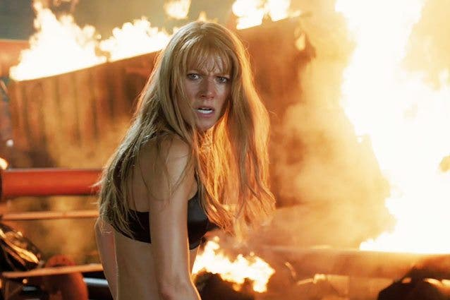 Gwyneth Paltrow Iron Man 3 Marvel