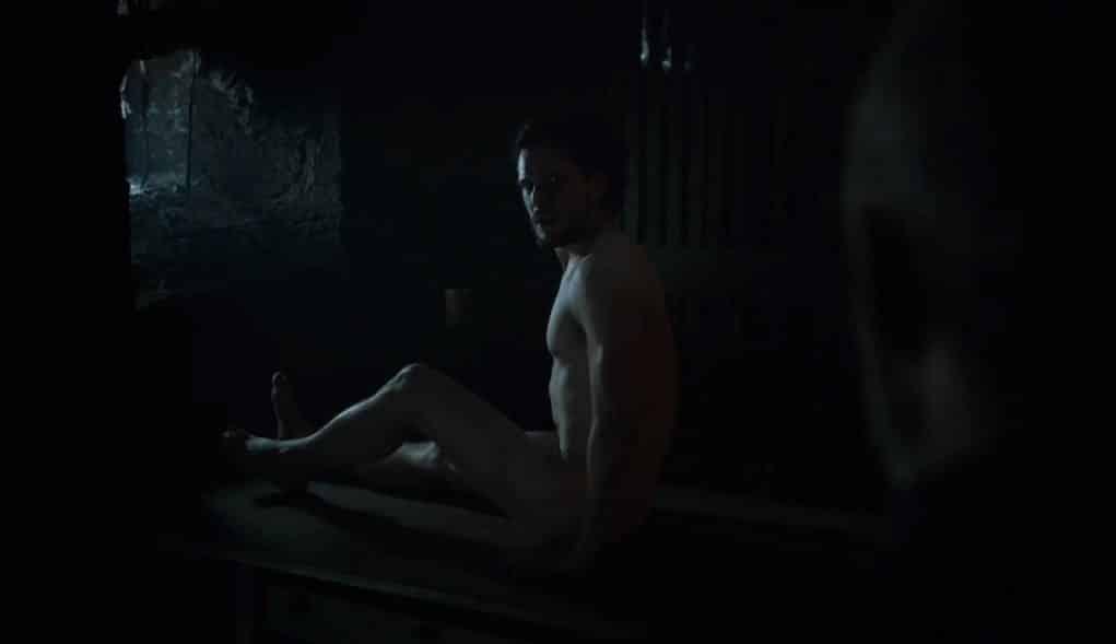 Jon Nieve se levanta Juego de Tronos