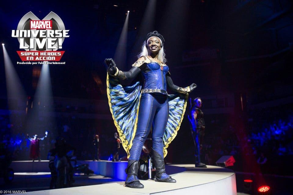 Marvel Universe LIVE! Súper Héroes en Acción