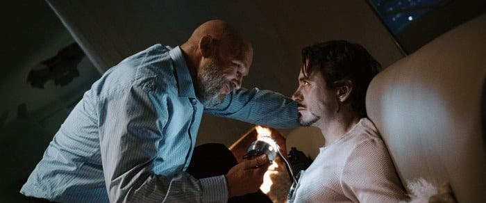 Obadiah Stane in Iron Man