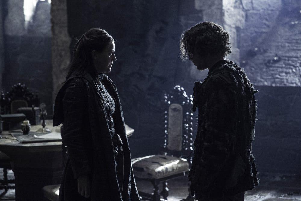 Yara y Theon