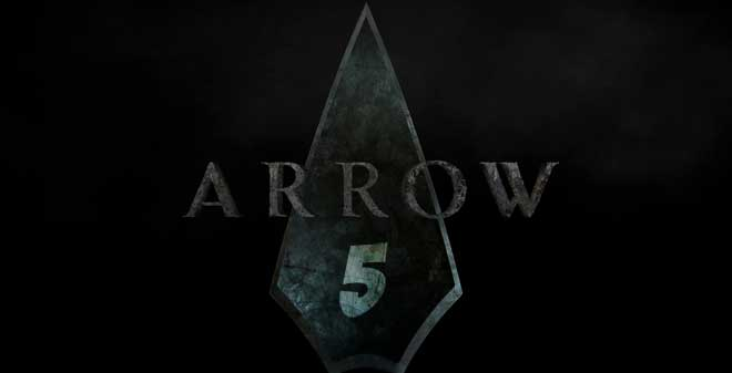 Temporada 5 Arrow