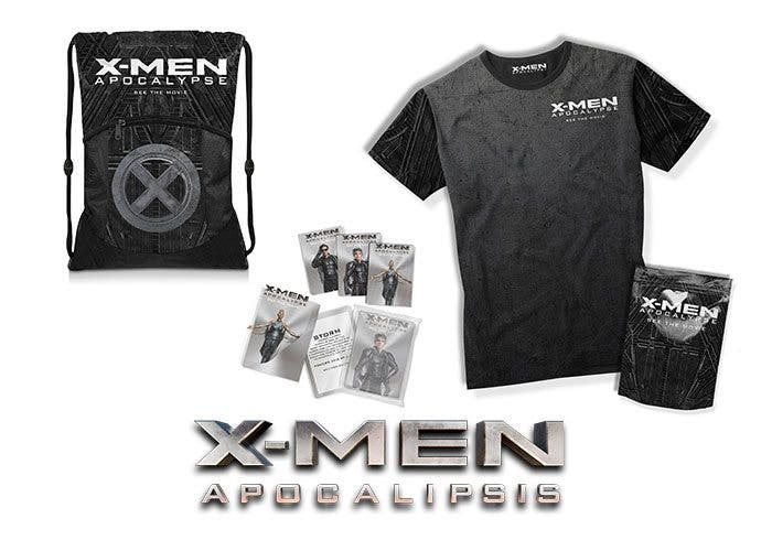 Merchan X-men: Apocalipsis