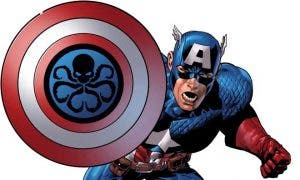 Capitán América será de HYDRA