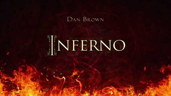 Inferno de Dan Brown con Tom Hanks