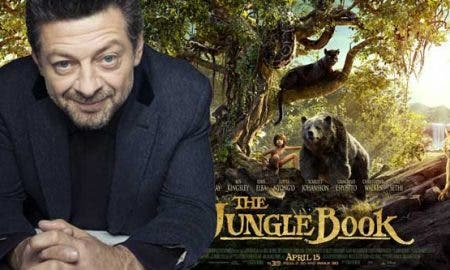 El libro de la selva Andy Serkis