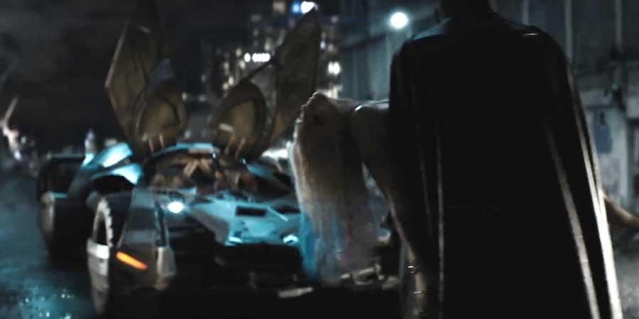 Escuadrón Suicida Batman salva a Harley Quinn