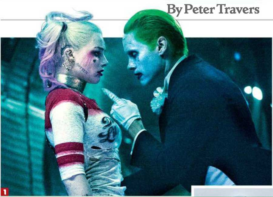 Escuadrón Suicida Harley Quinn y Joker