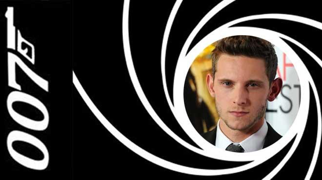 Jamie Bell nuevo James Bond
