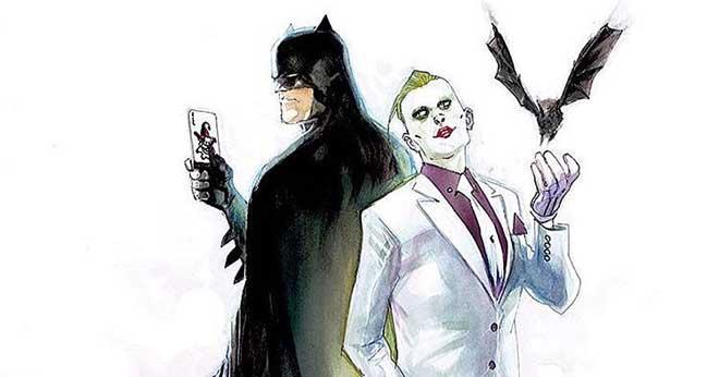 Joker como Jared Leto en cómics