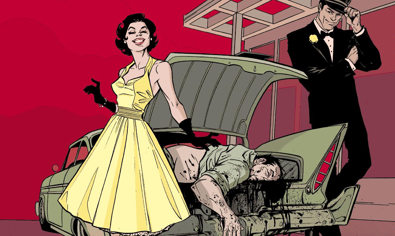 Lady Killer 7