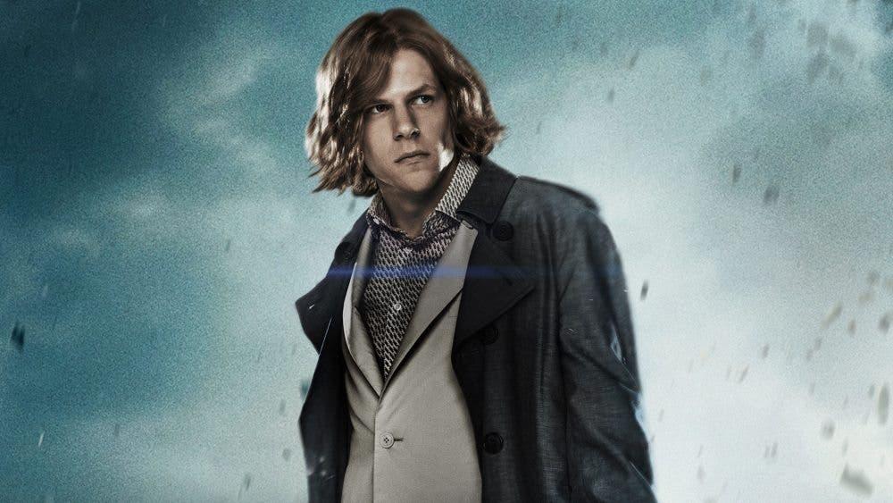 Jessi Eisemberg Lex Luthor Liga de la Justicia
