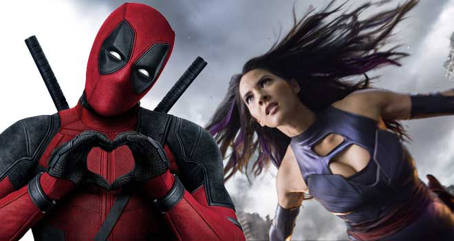 Olivia Munn pudo aparecer en Deadpool