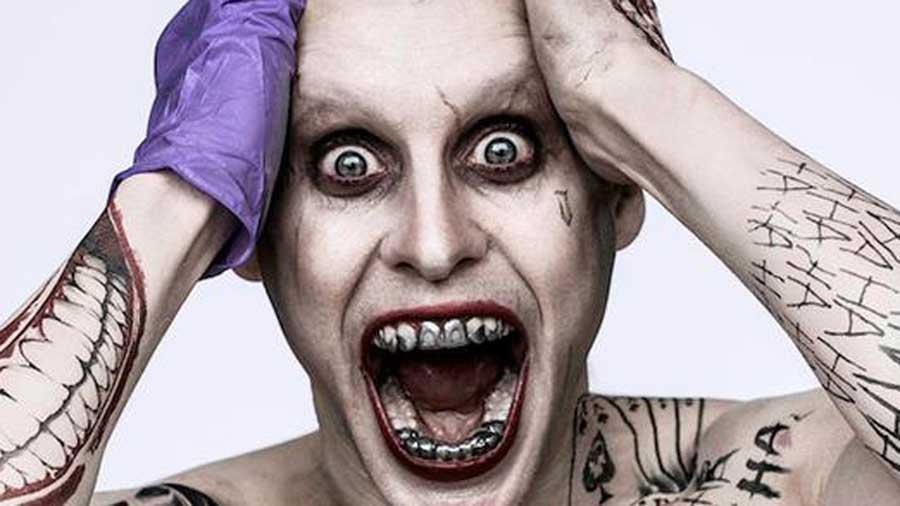 Jared Leto risa Joker Escuadrón Suicida