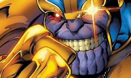 Thanos de Marvel