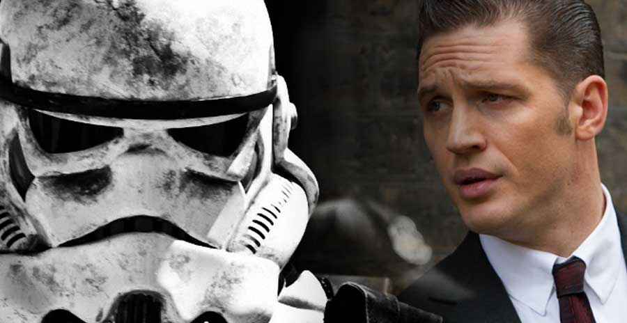 Tom Hardy hará un cameo en Star Wars: Episodio VIII