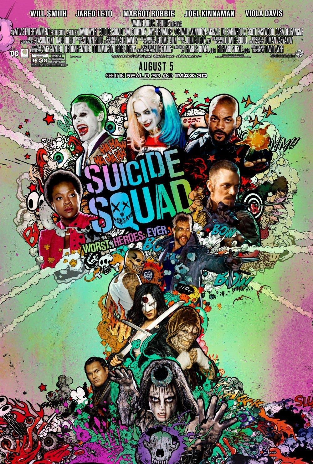Banner Suicide Squad