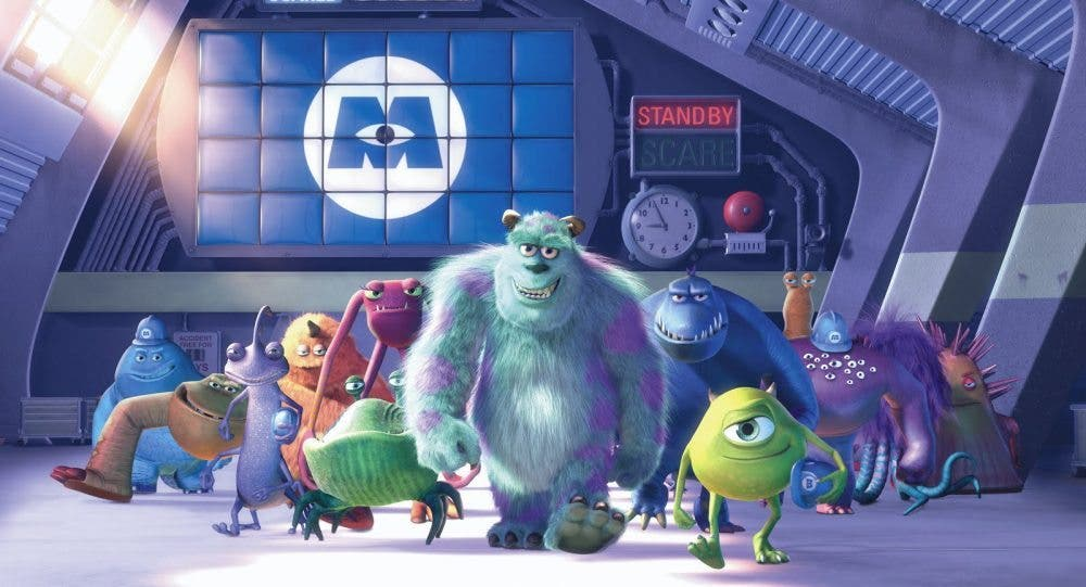 Monstruos S.A. (MONSTERS INC)