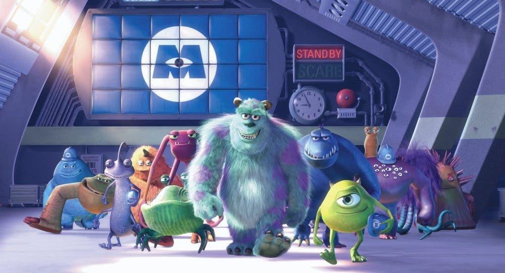 Monstruos en el trabajo: La nueva serie animada de Disney Plus