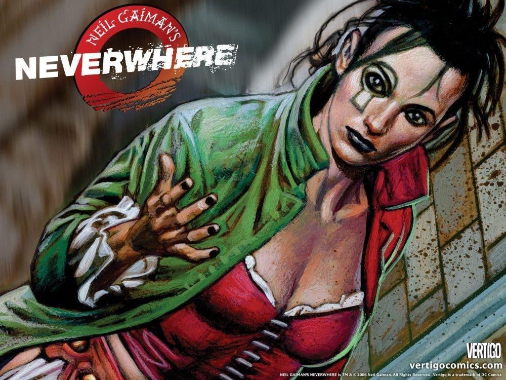Neverwhere Vertigo comics
