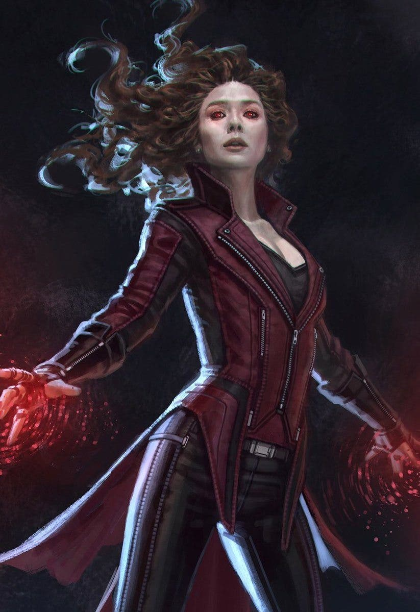 Scarlet-Witch-Concept-Art-with-Headband-captain-america-civil-war-1