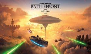 Star Wars Battlefront-Bespin