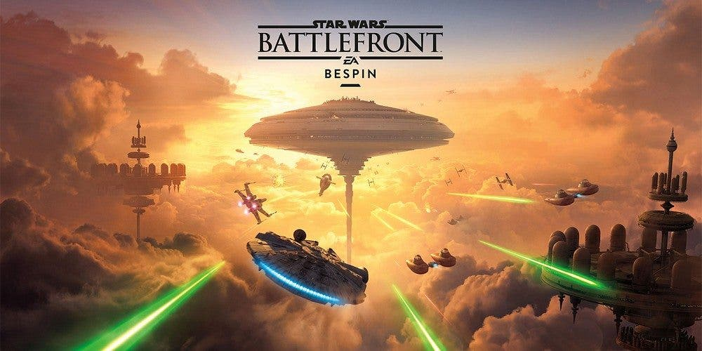 Star Wars Battlefront-Bespin