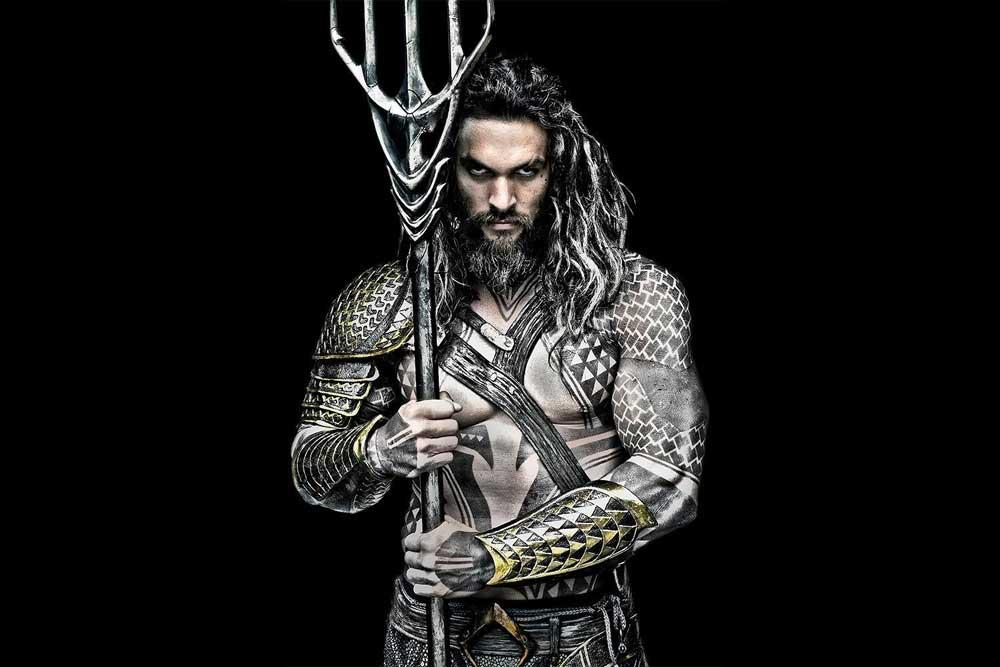 Aquaman Jason Momoa (2018)