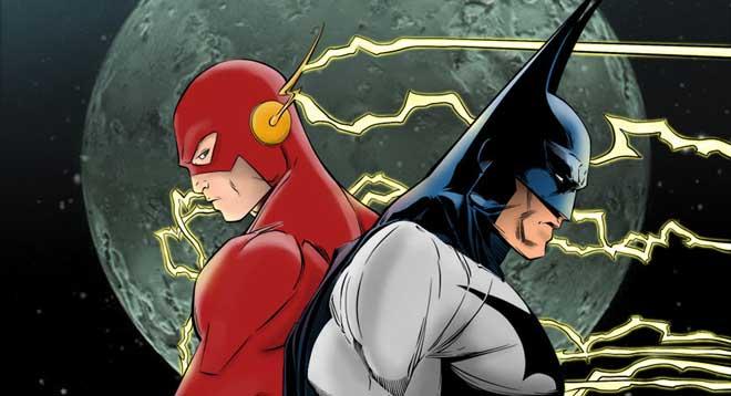 Batman y Flash