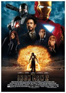 cartel iron man 2