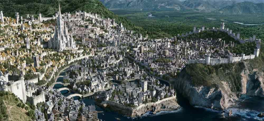 Ciudad Ventormenta Warcraft: El Origen
