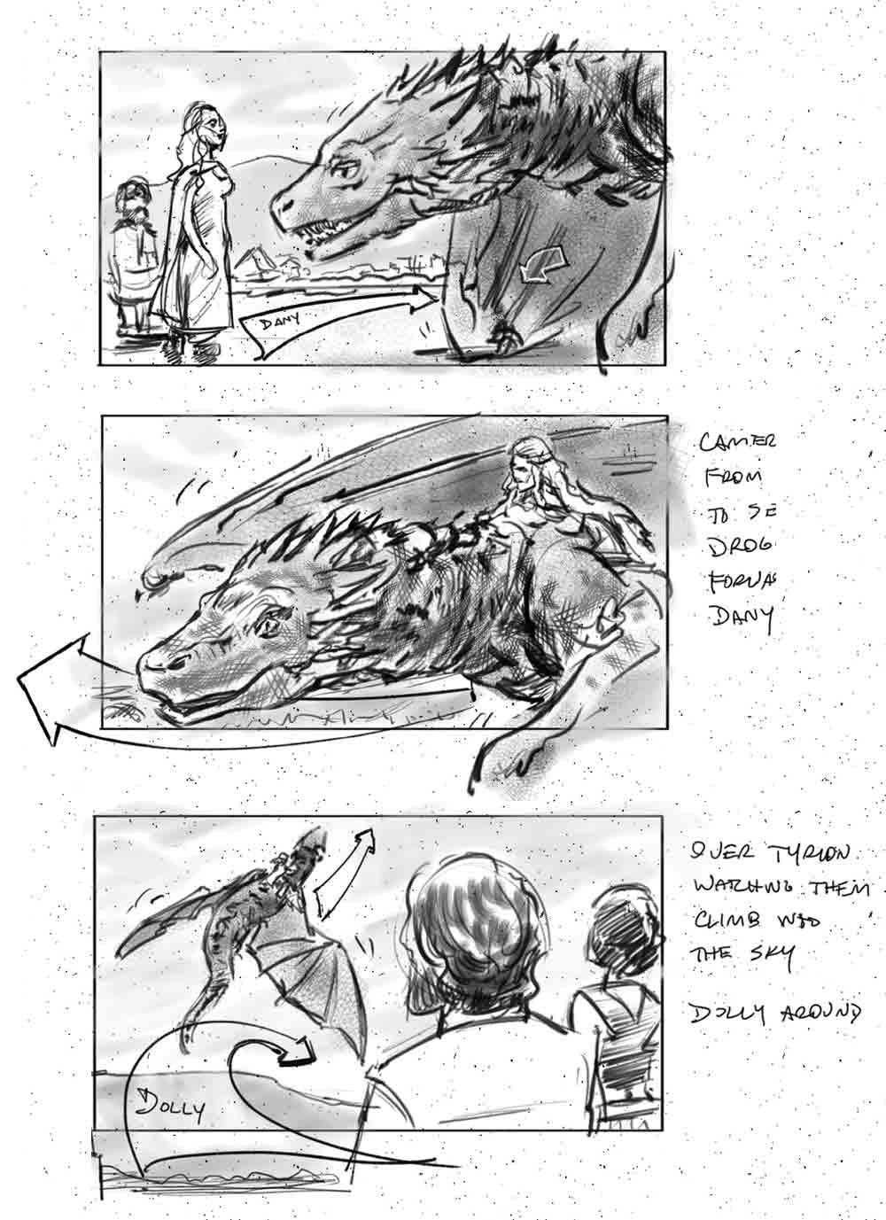 story-board-La-batalla-de-los-bastardos-Juego-de-Tronos