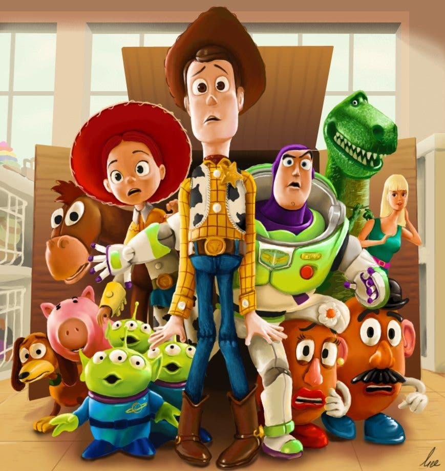 Teaser Trailer De Toy Story 3 Noticias Y Trailers De Cine